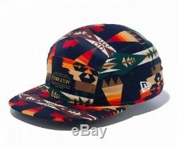 NEW ERA OUTDOOR Adjuster Buckle Cap PENDLETON Tucson Pattern Japan with Tracking