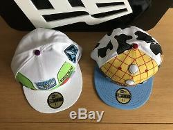NEW ERA Toy Story 4 Woody And Buzz Character Hats 7 5/8