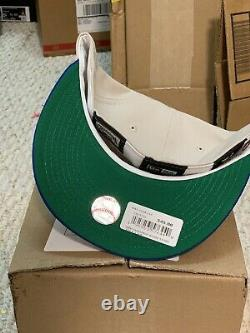 NEW Hat Club Exclusive Chicago Cubs Wave 1990 All Star Patch 59Fifty Royal UV