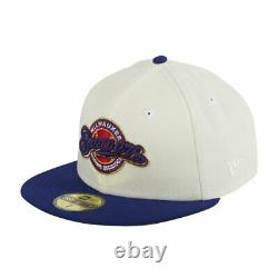 NEW Hat Club Exclusive Milwaukee Brewers Beer Pack 2002 ASG Patch 59Fifty Royal