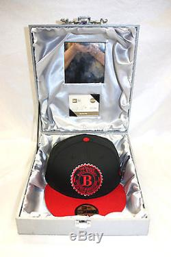 New Era 59FIFT Limited Edition Capture The Flag Hat Inspired By The Game 2005