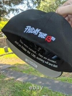 New Era 59Fifty Jason Voorhees Friday the 13th Hat Club Exclusive Size 7 1/8
