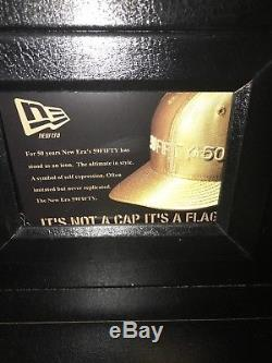 New Era 59 Fifty 50 Limited Edition Gold Hat