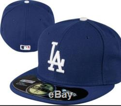 New Era 59fifty Los Angeles Dodgers Adult Authentic