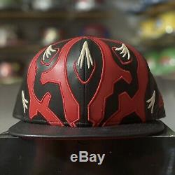 New Era 59fifty Star Wars Darth Maul Fitted Cap Size 7 1/2