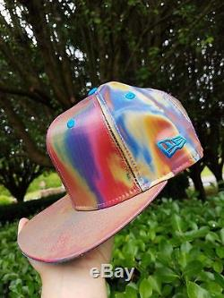 New Era 9Fifty Strapback Cap Back to the Future supreme marty mcfly hat limited
