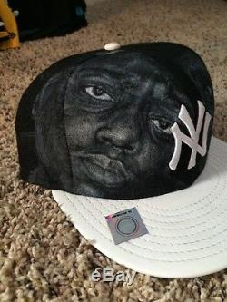 New Era Brooklyn's Finest Jay-Z/Notorious BIG New York Yankees 7 3/8 Fitted Hat