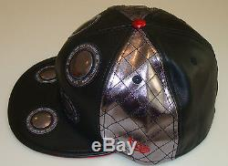New Era Cap Hat Avengers Age of Ultron 7 5/8 Thor Character Armor Glow in Dark