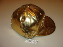 New Era Cap Hat Star Wars The Force Awakens Character Face C3PO Gold Droid 7 1/4