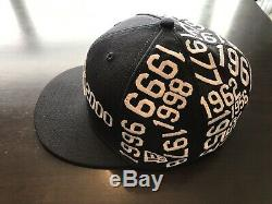 New Era Cap x Spike Lee New York Yankees Hat Championship Edition In Box 7 5/8