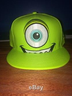 New Era Disney Monsters Inc Mike Wasowski Character Face 59fifty Comic Japan Cap