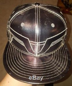 New Era LIMITED EDITION MARVEL THOR metallic silver collectible MINT hat 59FIFTY