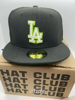 New Era Los Angeles Dodgers 7 1/2 Aux Pack Dr. Dre Hat Club Exclusive In-HAND