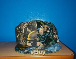 New Era Marvel Comics Xmen Wolverine All Over Avengers Exclusive 59Fifty cap hat