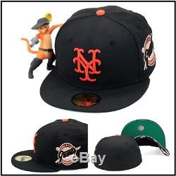 New Era New York Giants Fitted Hat 1954 World Series Patch mets san francisco sf