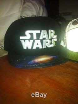 New Era Star Wars Xwing Pilot Captain Phasma Galaxy 59Fifty Exclusive Set Lot