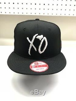 New Era The Weeknd XO Brand New Snapback 9fifty