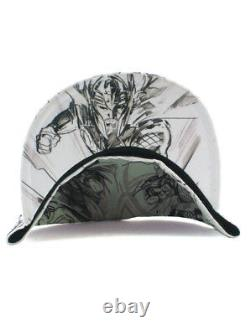 New Era Thor Concept Series 59fifty Custom Fitted Hat Size 7 1/4 Marvel Comics