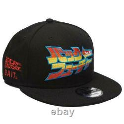 New Era X Back to the future Limited Men's Cap 5950 59FIFTY BAIT BTTF New Rare