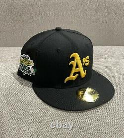 Oakland Athletics Fitted battle of the bay side patch size 7 1/4 lids hatclub