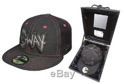 Only 300 Made! Limited Edition New Era 59Fifty Danny Way Capture The Flag Cap