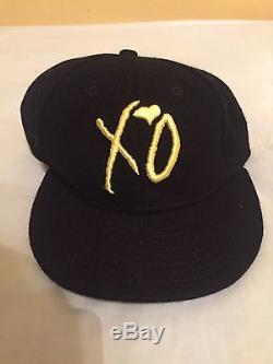 RARE NEW The Weeknd XO x New Era BBTM Snapback Cap
