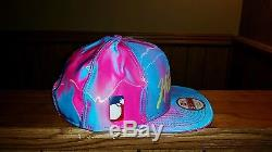 RARE-SOLD OUT Back To The Hundreds Back To The Future Iridescent New Era Hat