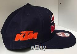 Red Bull Ktm Athlete Only Hat New Era Very Rare Snapback