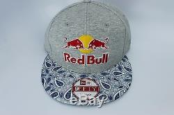RED BULL NEW ERA ATHLETE ONLY SNAPBACK BRAND NEW 100% AUTHENTIC RARE