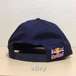 RED BULL hat Snapback NEW ERA rare! 2016 athlete only