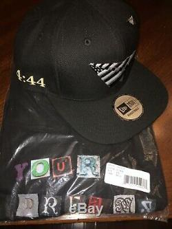 ROC NATION SNAPBACK 444 LIMITED EDITION HAT PAPER PLANES HAT With PIN JAY-Z HAT