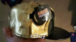Rare deadstock naruto anime sage of six paths new era fitted cap size 71/2