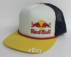 Red Bull Athlete Only Hat New Era 9Fifty One Size Fits Most Snapback NEW