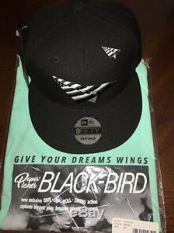Roc Nation Snapback 9fifty Hat Paper Planes Pin & Green Undervisor Jay-z Hat