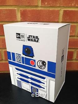 Star Wars X New Era 2015 Limited Edition Collection R2d2 Special Edtion Boxed