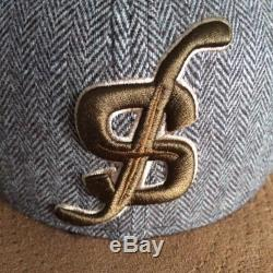 Strictly Fitteds X New Era Hat 5950 Extremely Limited Edition Size 7 3/8