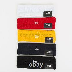 Supreme FW18 New Era Sequin Arc Logo Headband beanie cap camp logo box hat tee