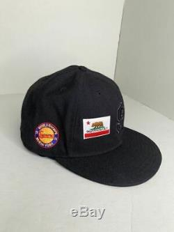Supreme Never Rat Goodfellas New Era Fitted Hat