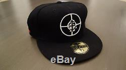Supreme x Public Enemy x New Era Fitted Hat Size 7 1/2 7.5 S Box Logo Camp Panel