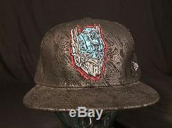Transformers Baseball Cap Hat New Era Fitted 7 7/8 Tf3 Crew Series Optimus Prime