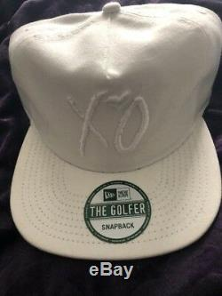 The Weeknd House Of Balloons 5 Year Anniversary New Era Golfer Hat SnapBack