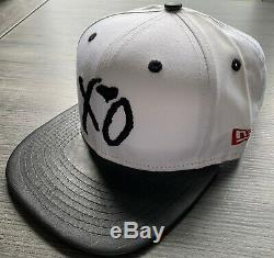 The Weeknd XO Hat! New Era x Official Issue XO Cap HARD TO GET