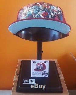 Thundercats Mumm-Ra New Era 59fifty Fitted 7 1/2 New York Comic Con Exclusive