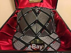 Travis Barker New Era 59Fifty Fitted 7 3/4 Black / Grey NEW 115/300