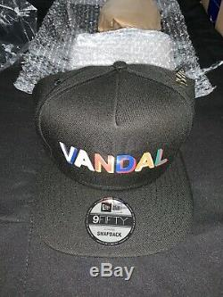 Upscale Vandal X New Era Paper Planes Hat SnapBack Limited Rare O/S