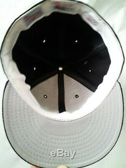 VTG 90's NWT NEW ERA MADE IN USA 5950 PRO MODEL CHICAGO WHITE SOX HAT SIZE 7 5/8