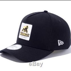 XLARGE NEW ERA WALKING APE PATCHED SNAPBACK CAP Black NEW Justin Bieber